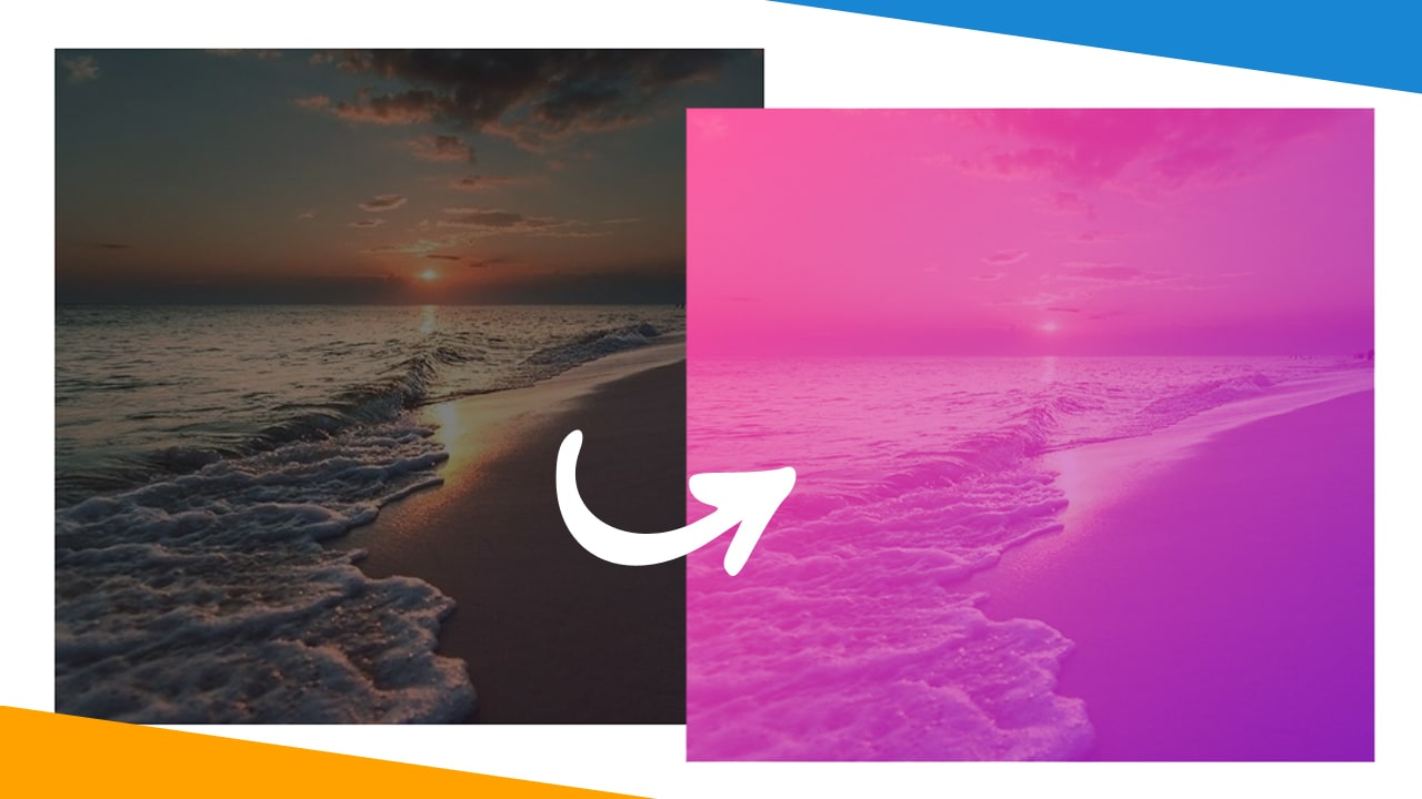 CSS Gradient Hover Effect.