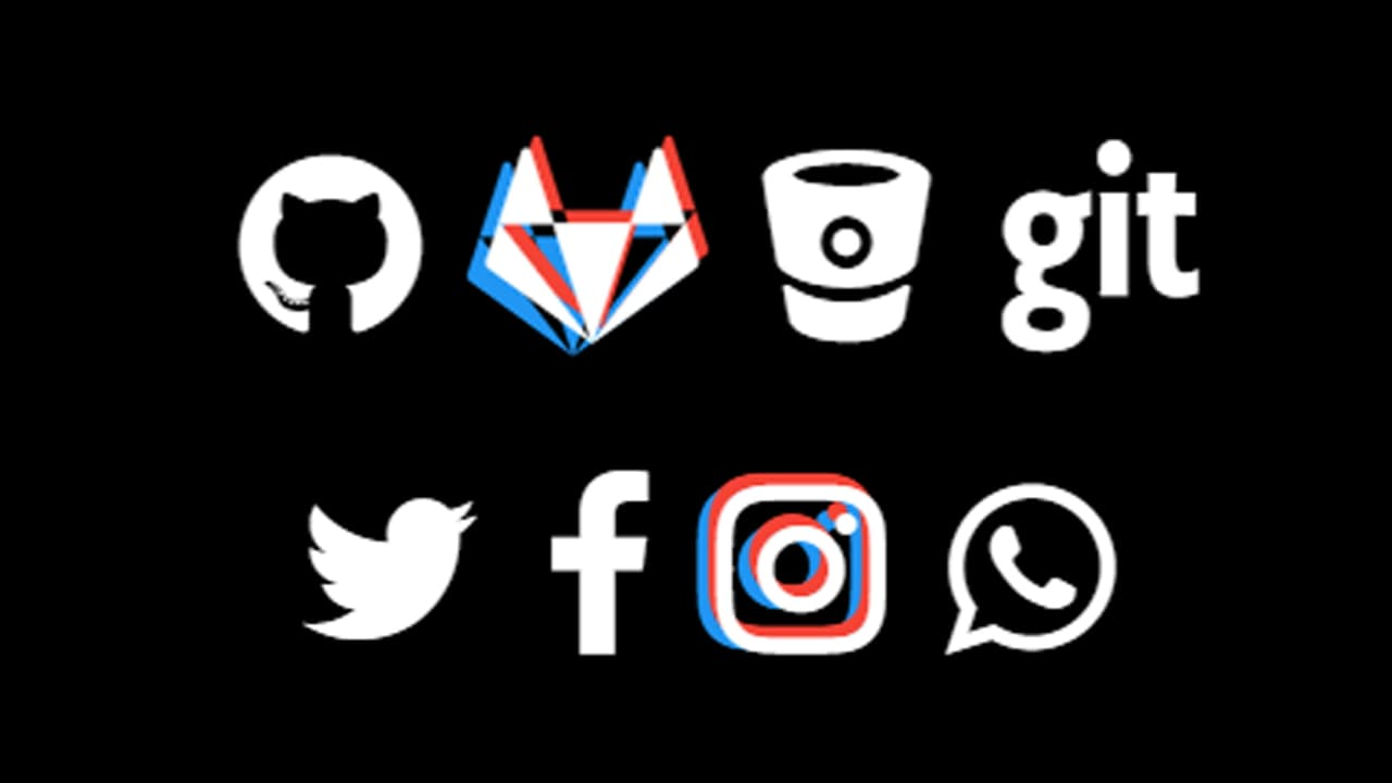 Social Icons vision 3D HTML y CSS