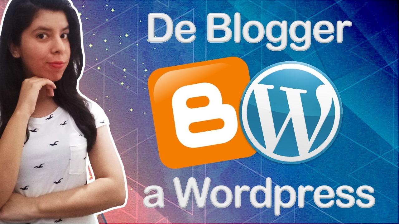 me he mudado de blogger a wordpress