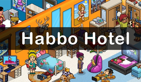 Habbo Hotel Redes Sociales