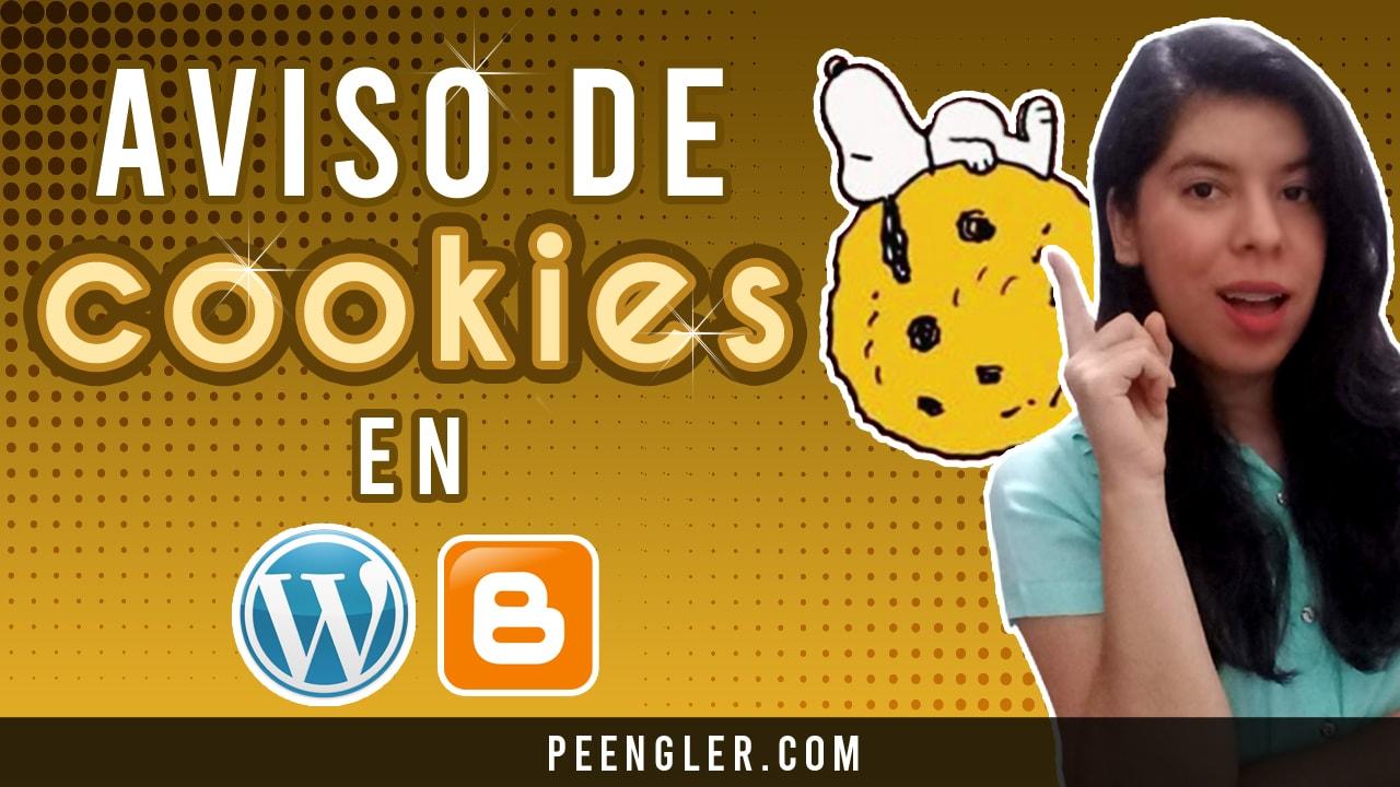 aviso de cookies en tu blog