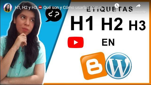 Video Tutorial: Los encabezados de tu Blog: Qué son y cómo usarlos