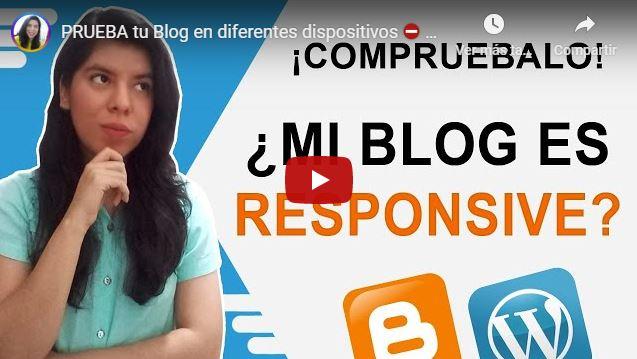comprobar si mi blog es responsive