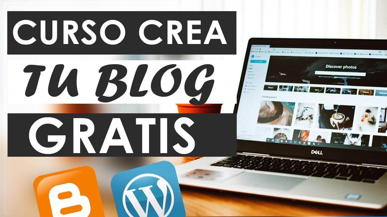 crea tu blog gratis