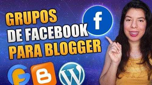 grupos de facebook para blogger